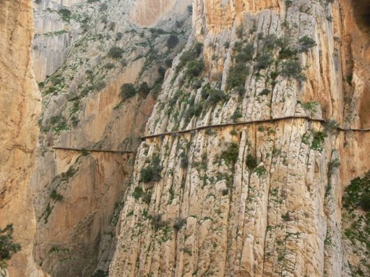 The Most Dangerous Walkway In The World