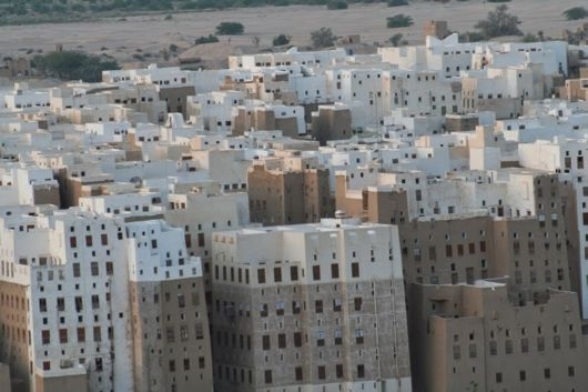Shibam - The Oldest Skyscraper City
