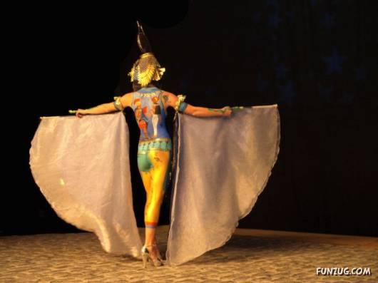 Amazing Body Paintings Art