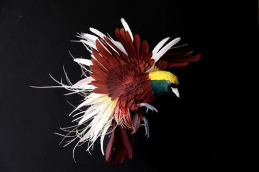 Great Examples Of Incredible Paper Art