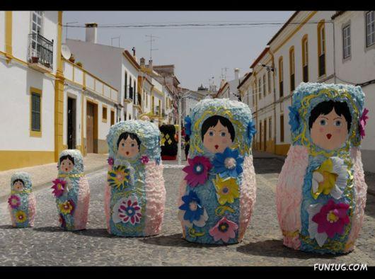 Beautiful Paper Festival in Portugal