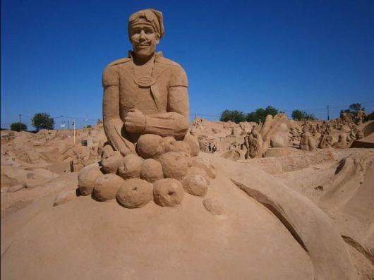 International Sand Sculpture Festival