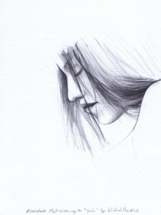 Superb pencil sketch art