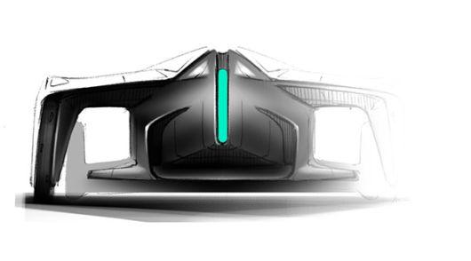 Coupemotion - The Electric Bugatti Supercar