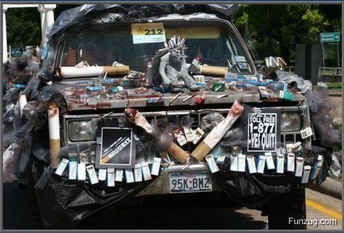 Crazy Cars Parade