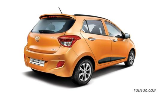 The Newly Launched Hyundai i10 Grand