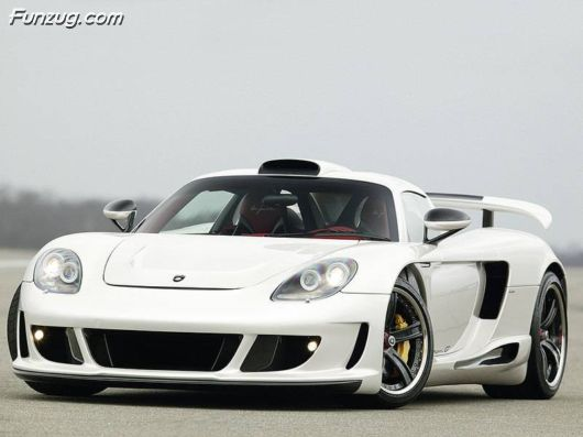 Porsche Gemballa Mirage GT Sports Car