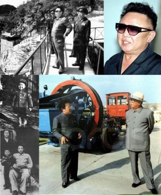 Rare Pictures Of World's Famous Leaders