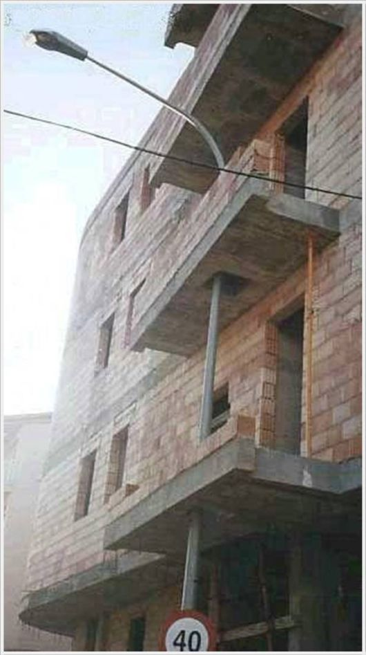 When Construction Goes Wrong!