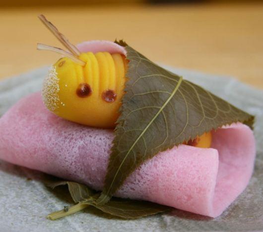 Crazy Caterpillar Chocolates