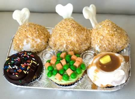 Delicious And Craziest Cupcakes