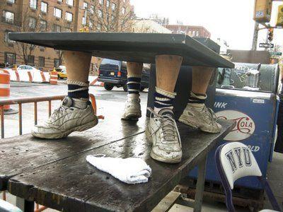 Funny n Creative Table Legs