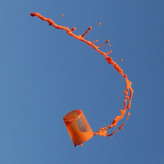 Mind Blowing Liquid Motion Photography