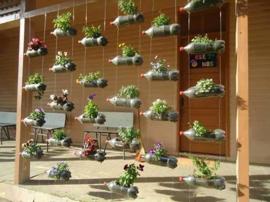 The Best Use Of Old Plastic Bottles