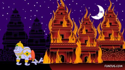 Ramayana Cute Cartoon Images