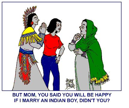 Desi Cartoons By India