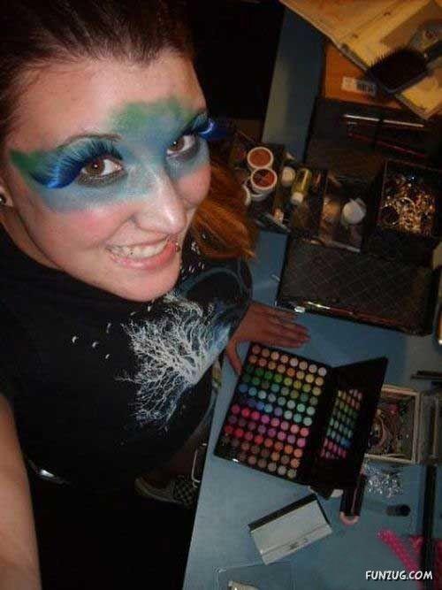 extreme makeup fails - 540×720