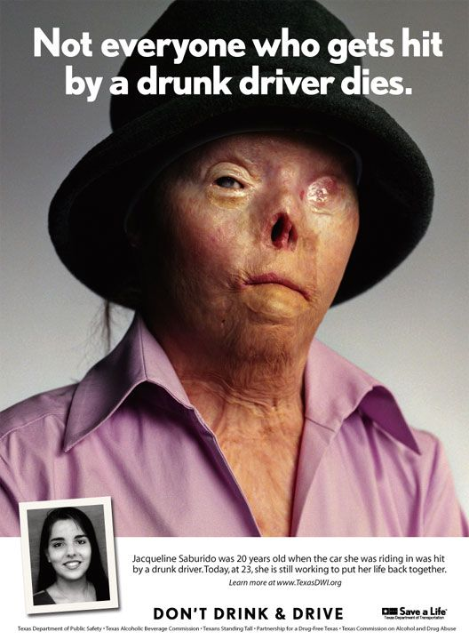 Never Ever Drink and Drive