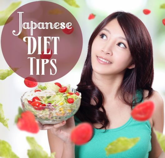 Japanese Diet Tips To Make You Healthier