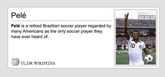 Alternative Version Of Wikipedia Tells It Like It Is