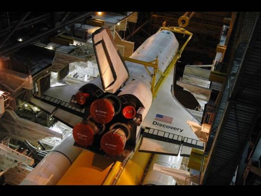 Amazing Space Shuttle Processing