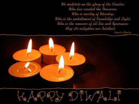 The Splendor of Diwali
