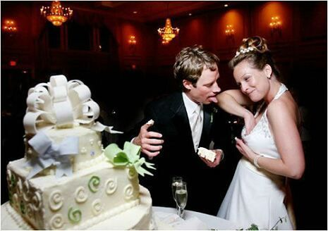 Fantastic Wedding Pictures from Russia