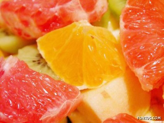 Fresh Juicy Fruits For You