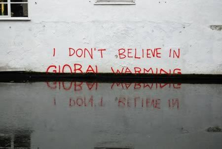 Crazy Photos Questioning Global Warming