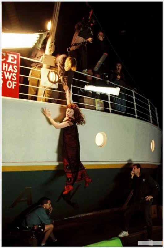 The Making Of Titanic