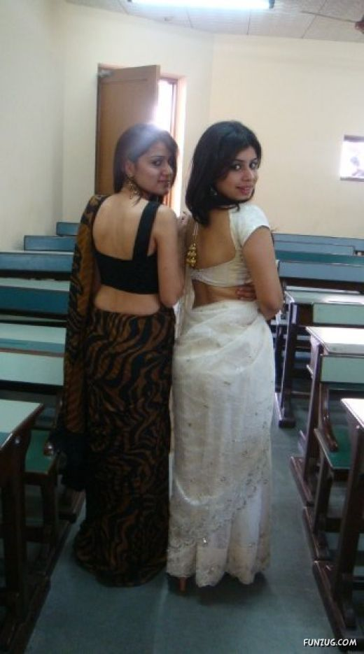 Galz at Traditional Day in DPS, Delhi