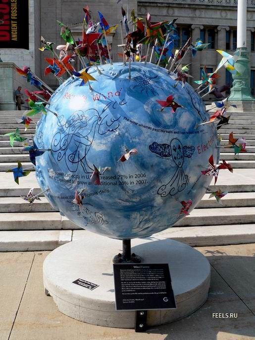 Worlds Funniest Globes
