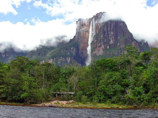Angel Falls - The Highest Waterfall in the World