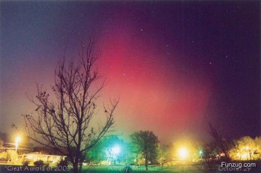 Beautiful Aurora in the Sky (Canada)