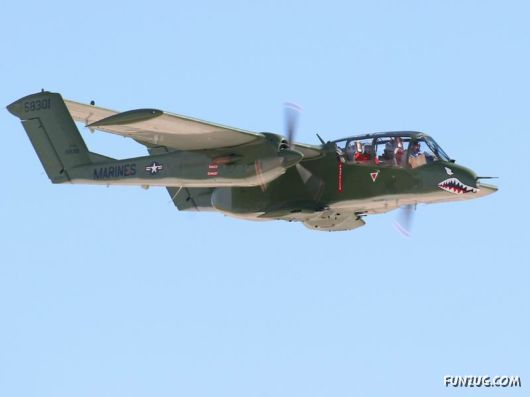 Aircrafts of the US Army