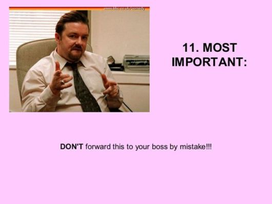 11 Success Tips for your Official Career