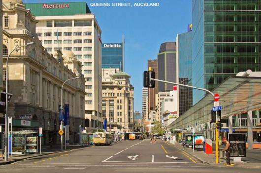 A Trip To Auckland, New Zealand