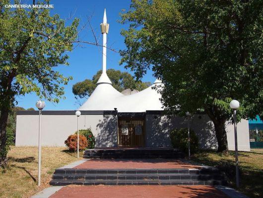 Trip To Canberra, Australia