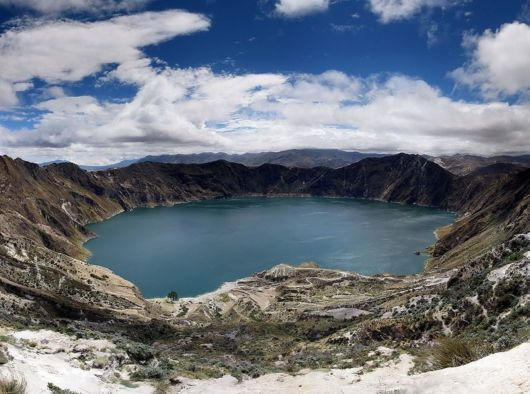 Most Beautiful Crater Lakes In The World