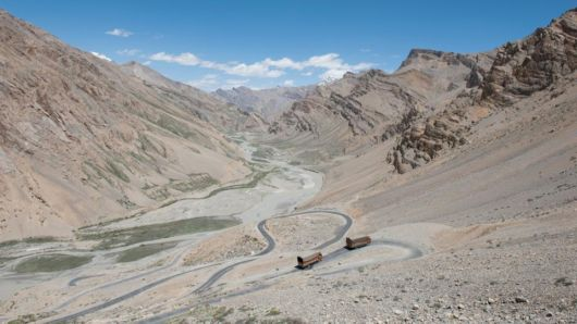 World's Most Extreme Road Trips