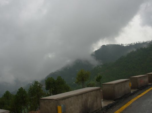 Beautiful Muree Islamabad, Pakistan