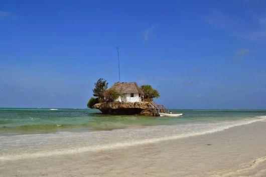 Visit Rock Restaurant Of Zanzibar