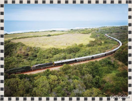 Rovos Rail - Pride of Africa