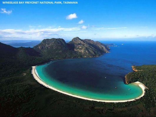 Lets Visit Tasmania, Australia