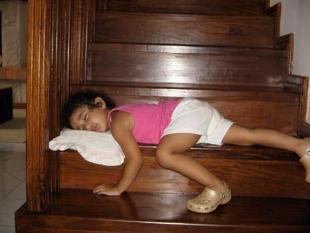 The Art of Extreme Sleeping