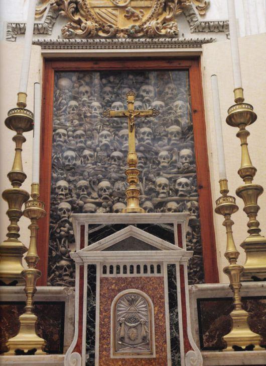 Bones Of Massacres A Worship Priests