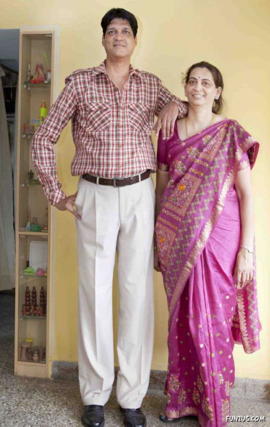 Meet The India's Tallest Family