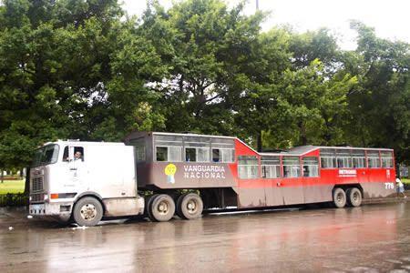 Strangest Buses Around The World