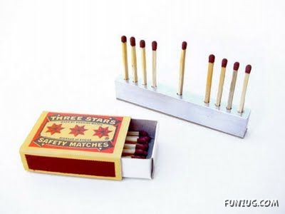 Unusual Matches and Boxes