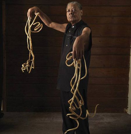 People With The World's Longest Nails